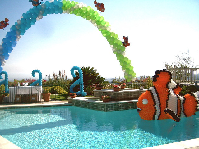 Get some fun inspiration for your next pool party for Pool design education