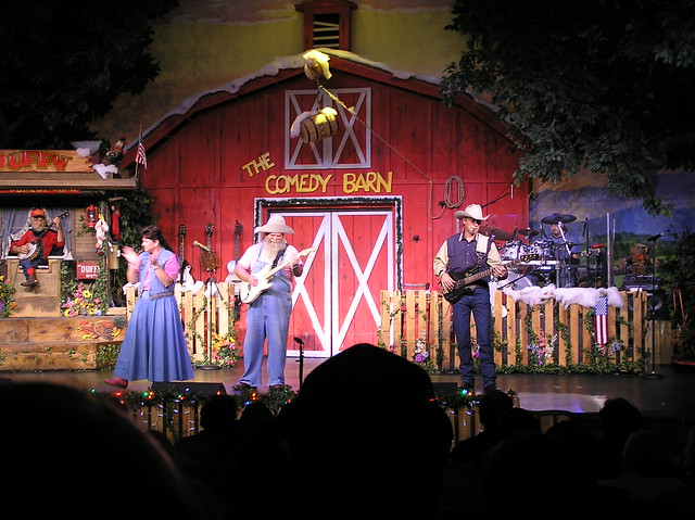 066 tennessee pigeon forge the comedy barn flickr photo