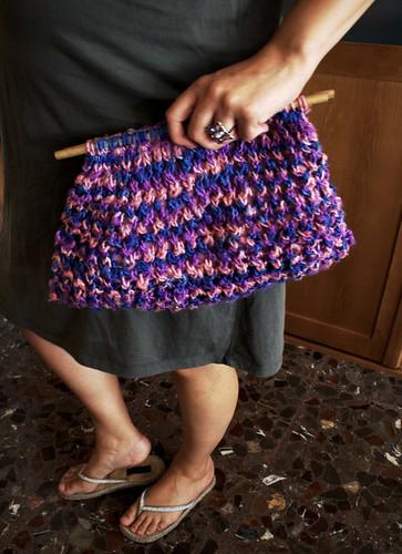 manualidades de tejidos a mano