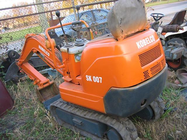 Kobelco SK007 (1)   BD Equipment Sales   Flickr