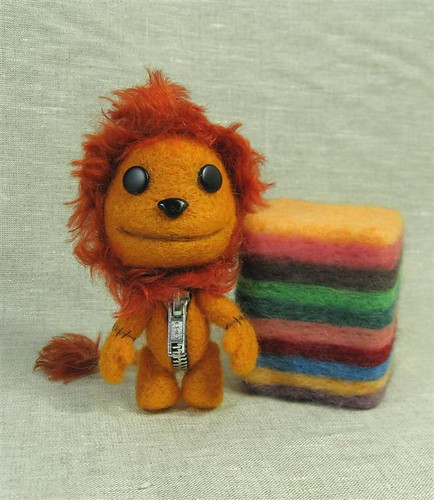 Sackboy Lion Costume