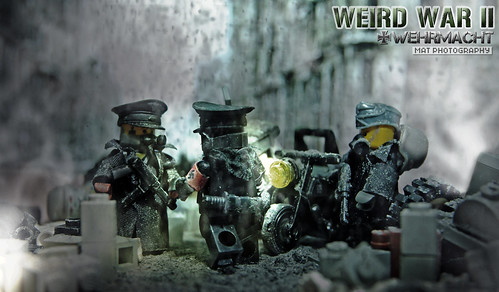 WEIRD WAR II Officer encounter