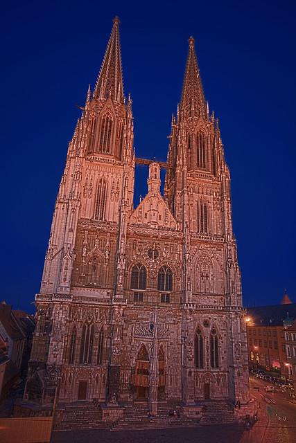 Dom St Peter, Regensburg