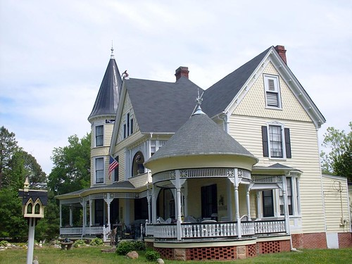 house building tower home architecture farmhouse virginia cabin queenanne terracotta piers ghost decoration victorian gingerbread frieze structure gargoyle porch mansion residence turret asymmetrical pediment ornamentation semicircle loggia shingling boydton tympanum baywindow onthehill semicircular gableroof mecklenburgcounty fullporch brickinfill triplewindow carriageport vdhr secondstoryporch gazeboporch