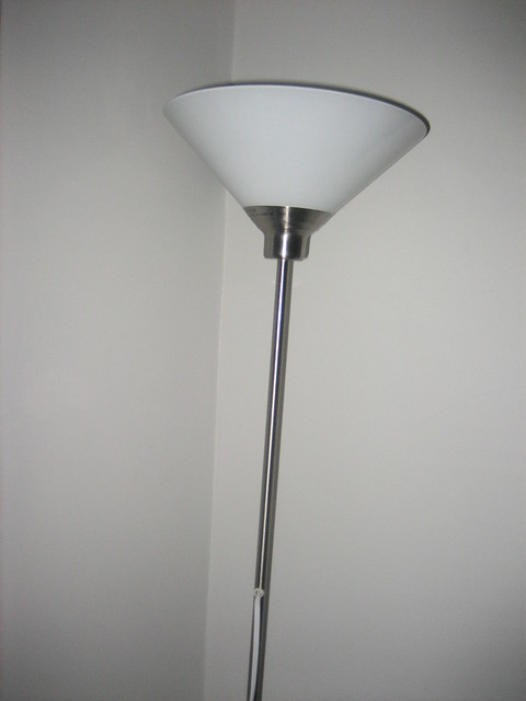 ikea standing lamp 15 flickr photo sharing. Black Bedroom Furniture Sets. Home Design Ideas