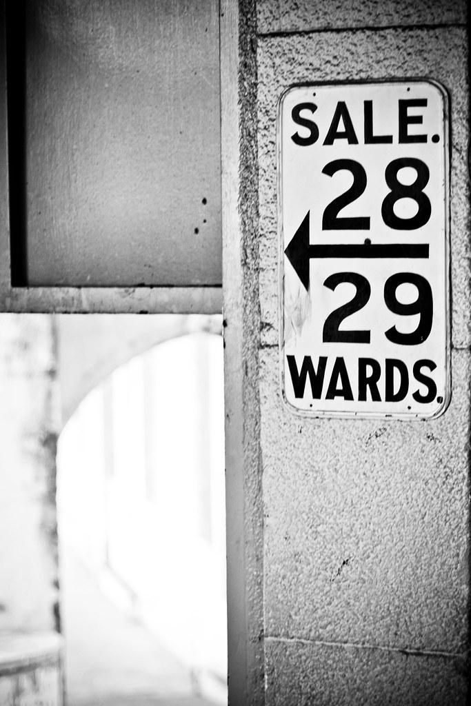 Sale 28 29 Wards