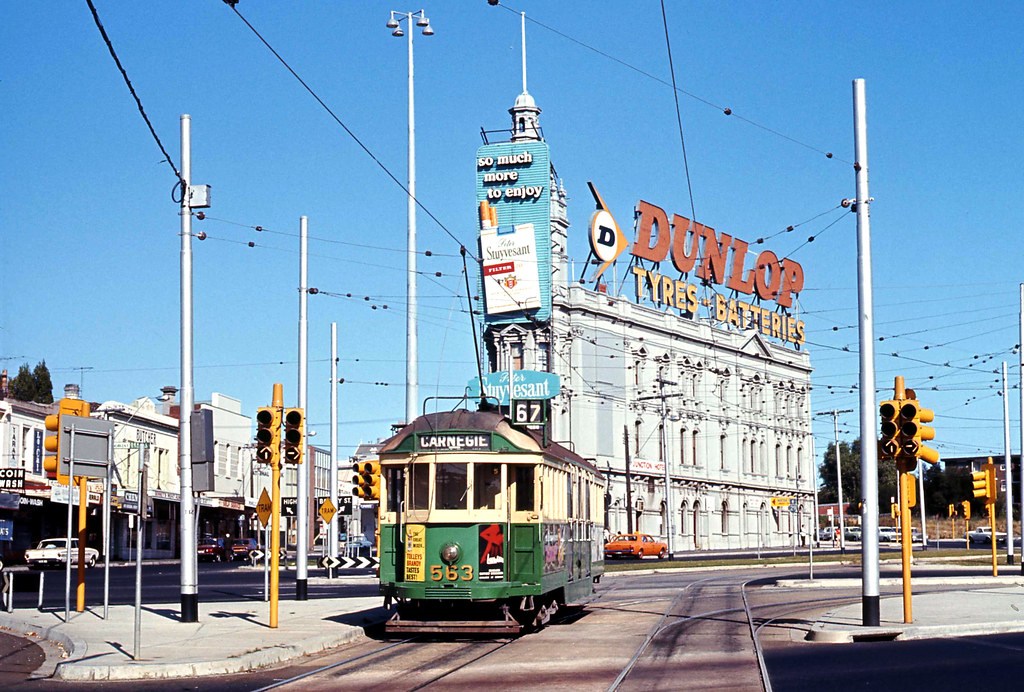 Where is carnegie in melbourne