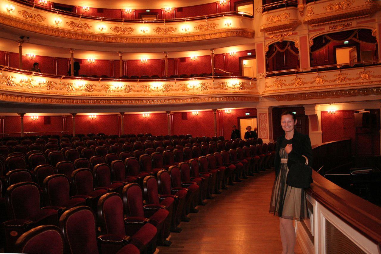 Interior Opera de Breslavia