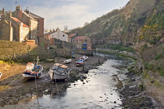 Staithes and Cowbar