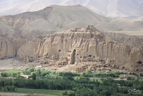 afghanistan geotagged collection bamiyan 20070628