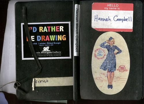 Sketchbook: Cover