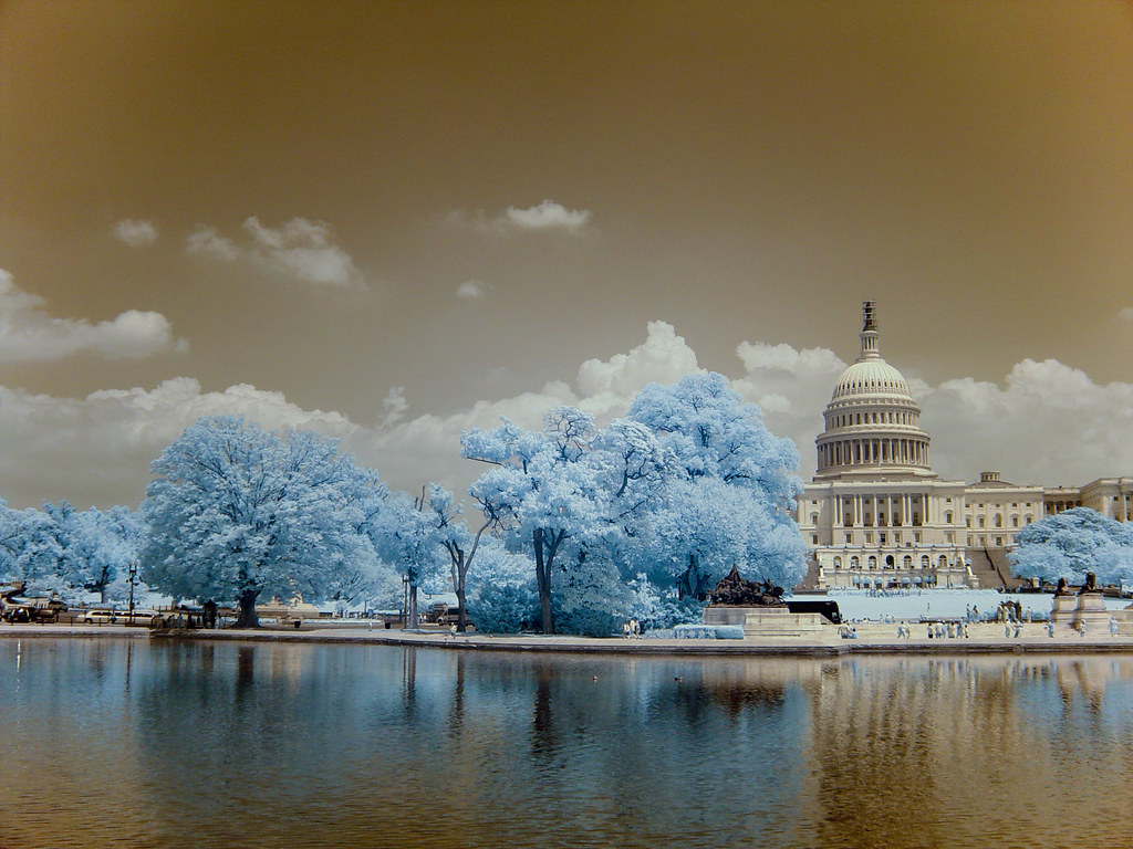 Astonishing Infrared Photography