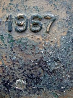 Зображення Plaza Grau. peru port puerto lima plate 1967 placa callao commemoration conmemoracion plazagrau
