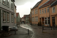 Back Streets of Trondheim