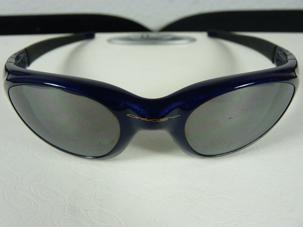 eye jacket oakley joov  Oakley Eye Jacket 20 Midnight w/Black Irid