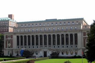 NYC - Columbia University - Butler Library
