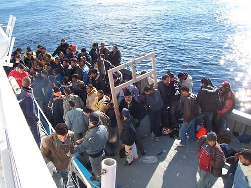 Canale di Sicilia, tratti in salvo 450 migranti$