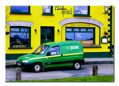 county 2002 green galway bar pub colours post mail or vivid 35mmfilm tavern april delivery vehicle celtic easy etsy interest pierhead kinvara blueribbonwinner kinvarra top20ireland findingireland pinterest pinterst
