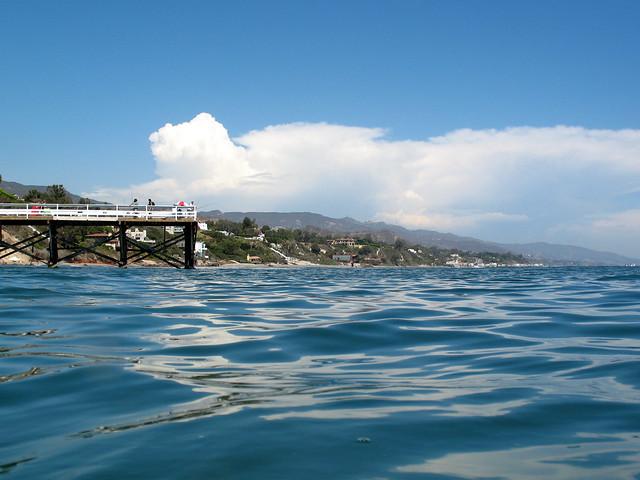 paradise cove pier malibu flickr photo sharing