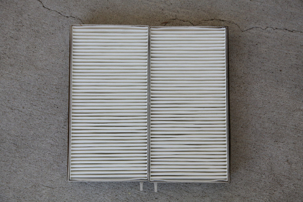 New Cabin Air Filters
