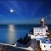 Moonrise - Baily Lighthouse - Dublin by angus clyne