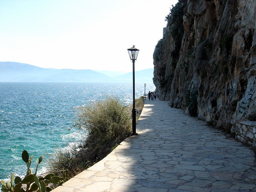 The beautiful Nafplion road 1