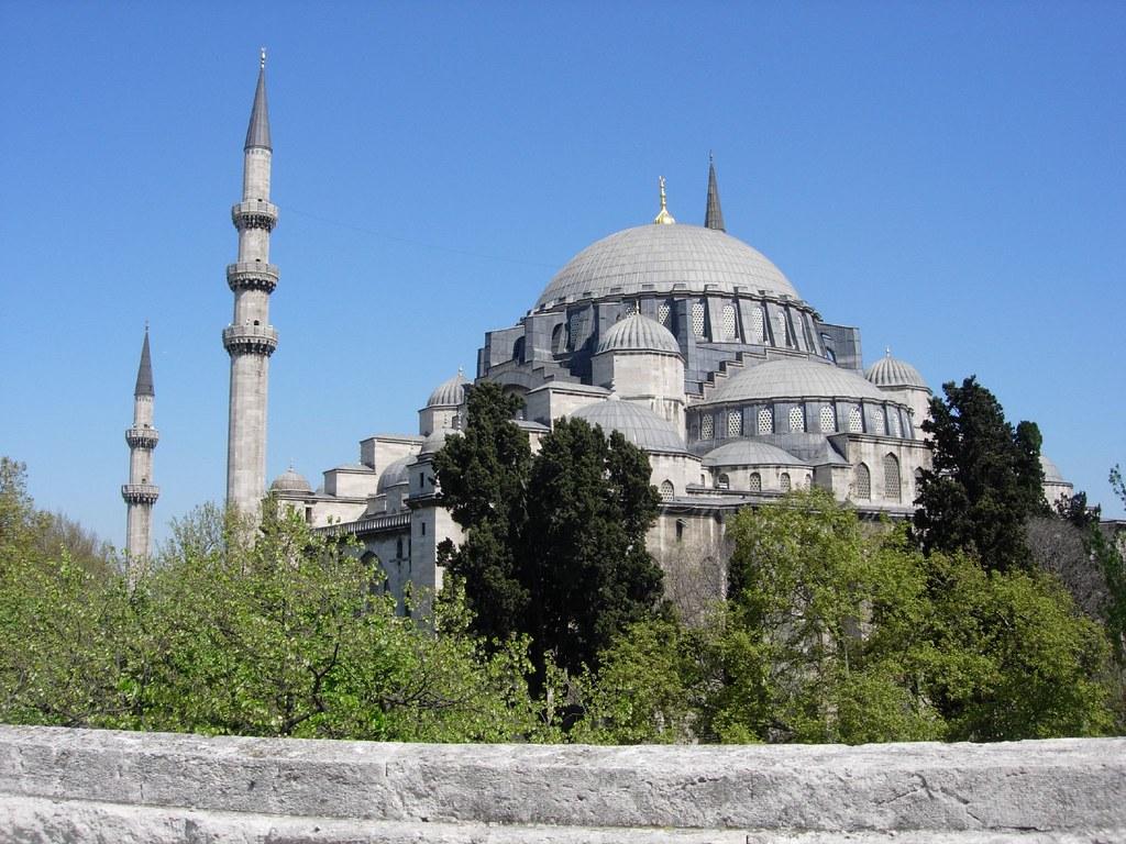 Mezquita de Suleiman o Suleymaniye Cami