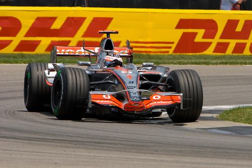 USGP 2007 - Fernando Alonso
