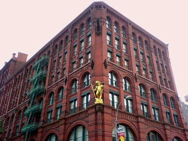 Puck building rear flickr photo sharing for Puck building