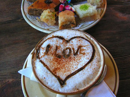 I LOVE...coffee