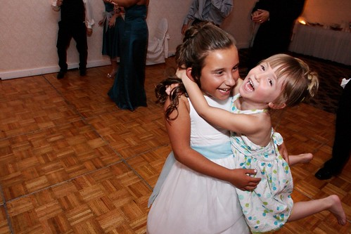 Kids Dancing by Shelli Friedberg