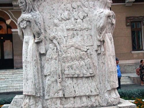 Ecaterina Teodoroiu Monument