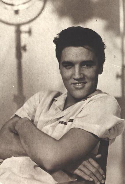 Elvis Black And White Flickr Photo Sharing