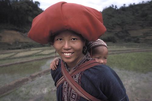 Red Dao,Ta Phin Village, Vietnam