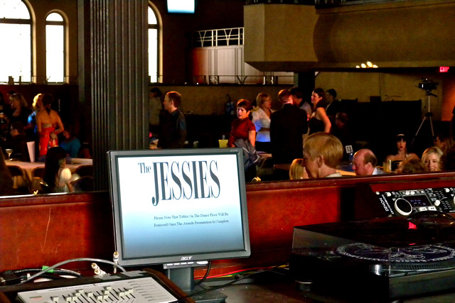 Livebloggging the Jessies