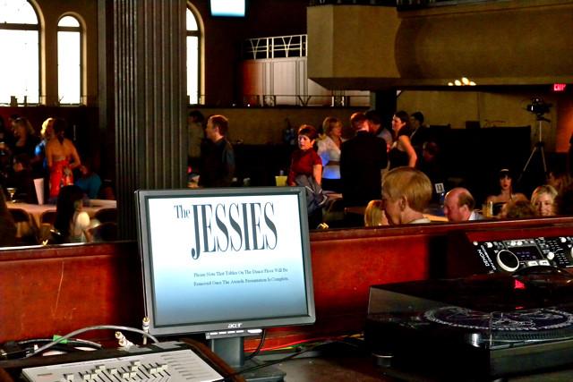 Livebloggging the Jessies