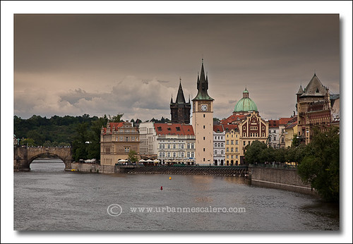 Prague [Czech Republic] - Charles Bridge
