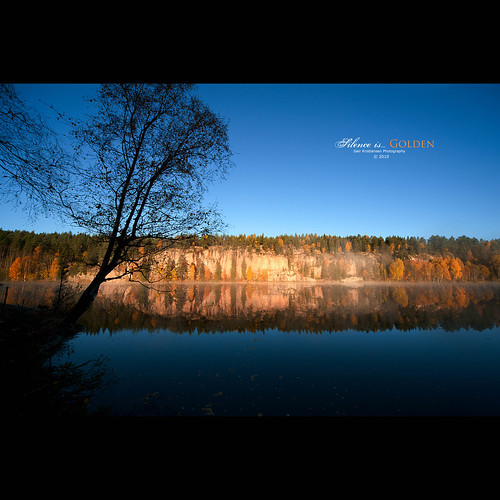 morning autumn lake cold reflection water colors silhouette sunrise still nikon angle wide sigma 1224mm lier 美丽 buskerud 秋季 damtjern 性质 sigma1224mmf4556 d700