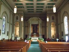 St. Patrick Catholic Church, Cumberland, MD