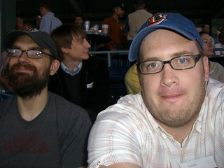 WXDU goes to a Durham Bulls game on 6/14/07