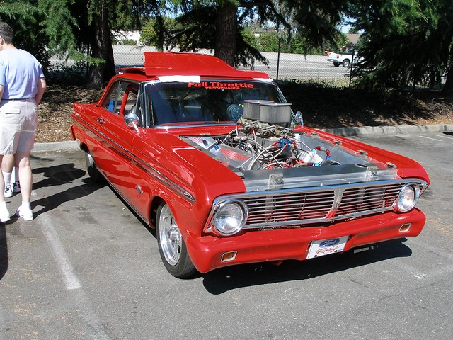 Ford Falcon Pro Street Flickr Photo Sharing