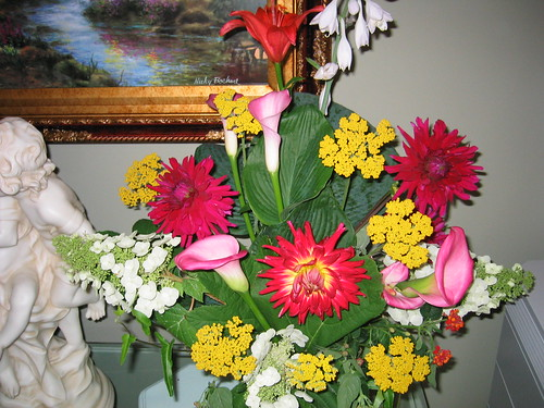 Yang's Flower Arrangement