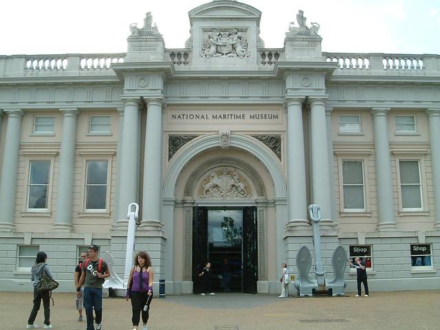 London_Maritime museum