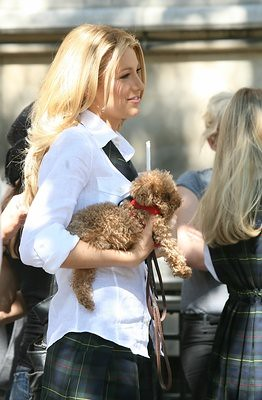 Twitter Blake Lively on Blake Lively At A Shoot   Flickr   Photo Sharing