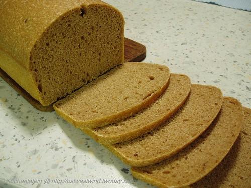 Whole Spelt Loaf - Pain à l'épeautre