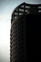 Suntec Area, Singapore :Building against the sun