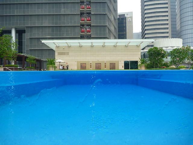 Fullerton Bay Hotel Pool Deck Flickr Photo Sharing
