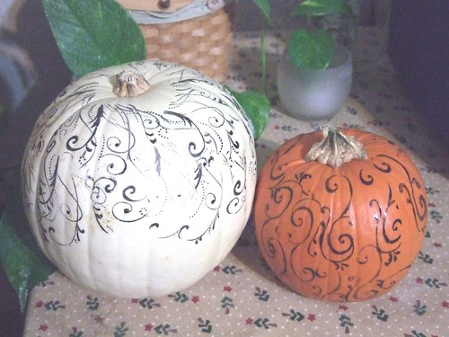 painted pumpkin ideas a storybook life