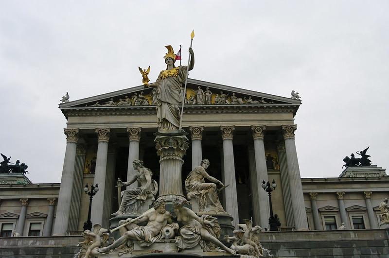 Parliament of Austria, Vienna - Austria