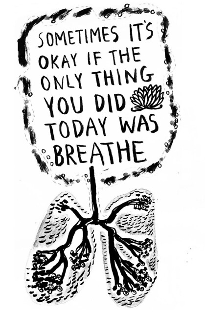 Breathing (1 of 3)
